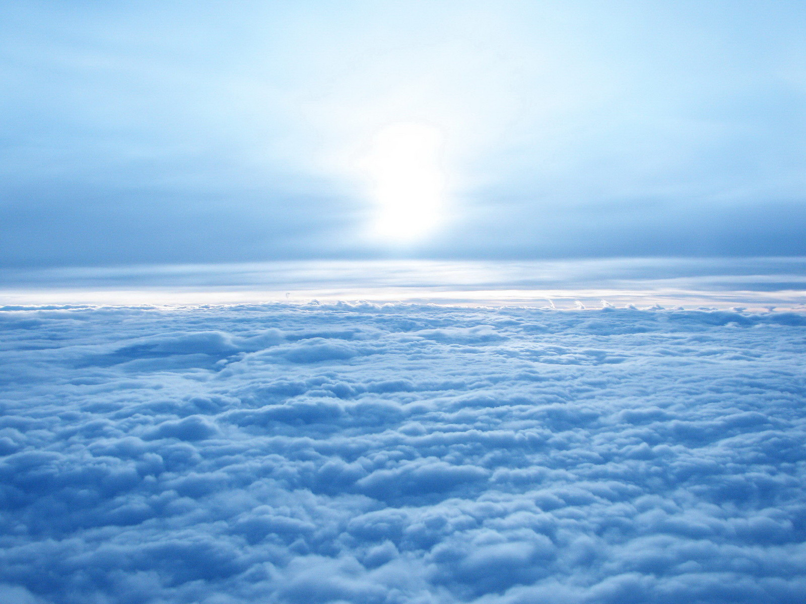 Above Blue Sky Wallpaper Dominion Payroll