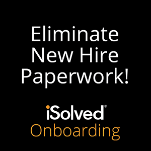 Eliminate New Hire Paperwork!